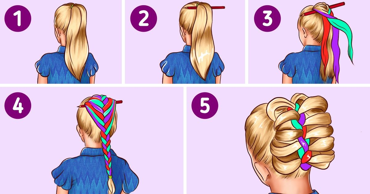 How to Style Your Hair for School Within 5 Minutes