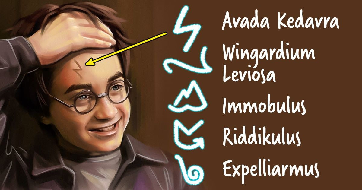 Avada Kedavra Hand Movement