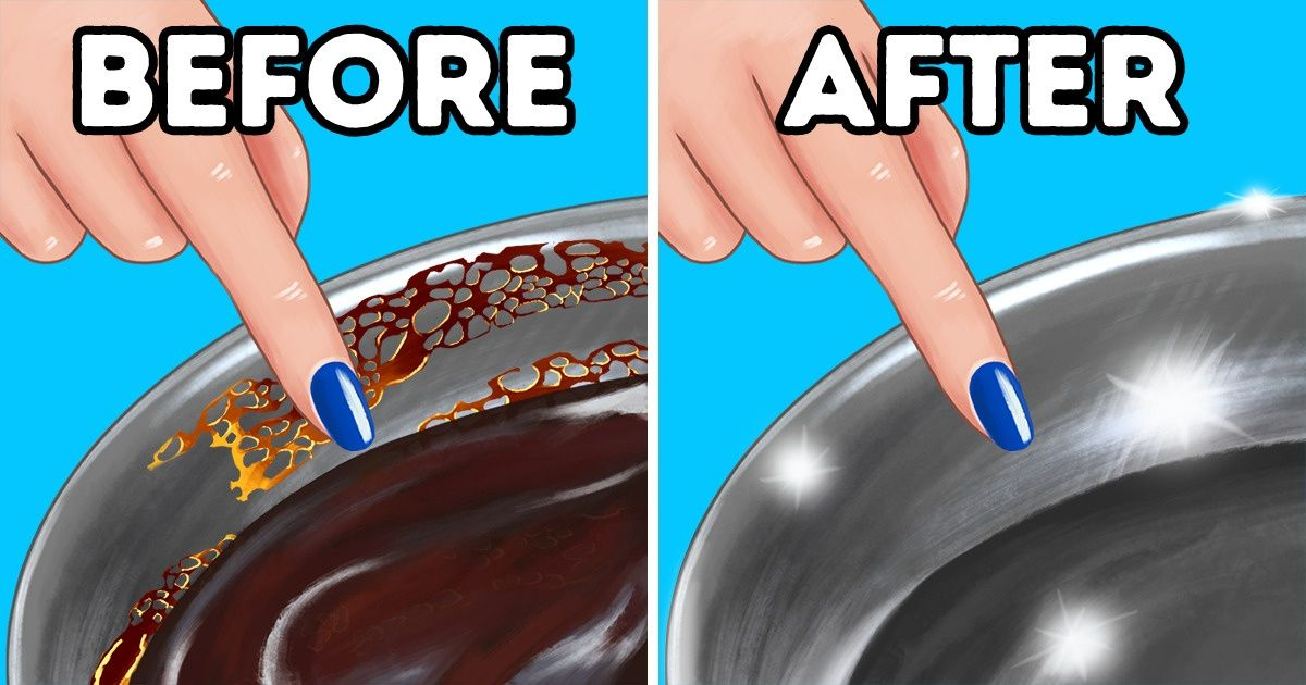 How to Clean a Burnt Pot: 6 Ways