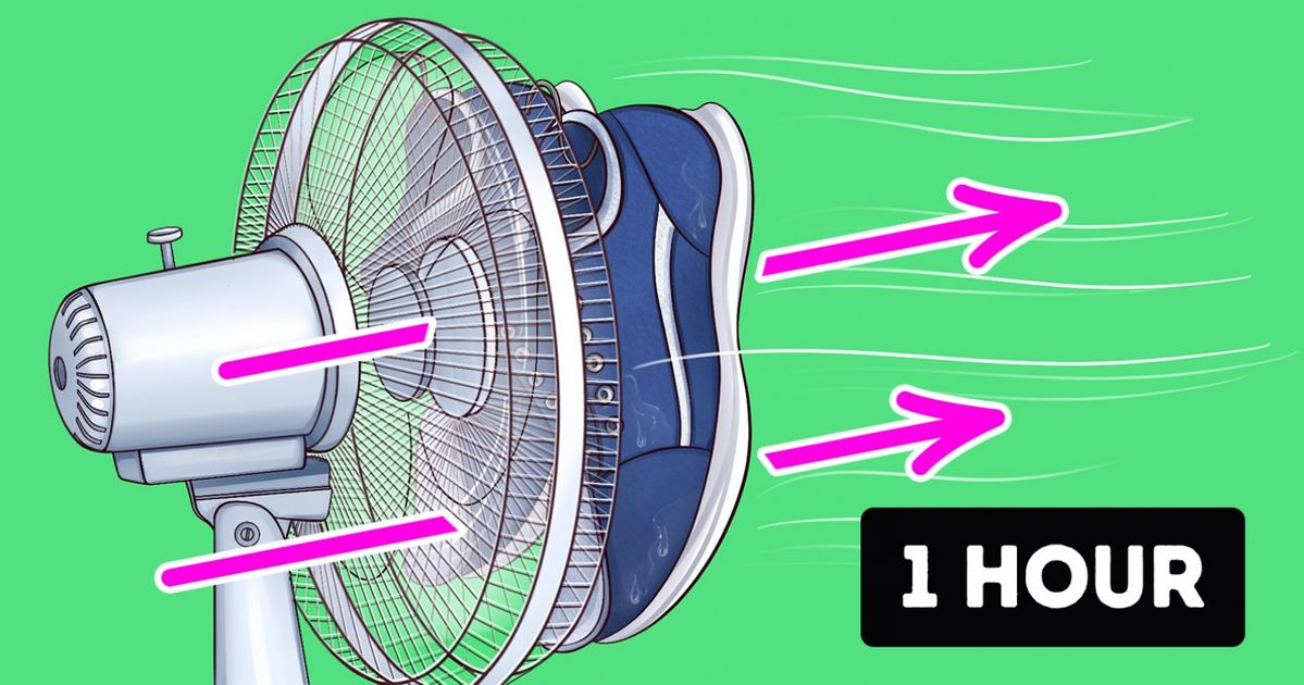 5 Ways to Dry Your Wet Shoes Faster