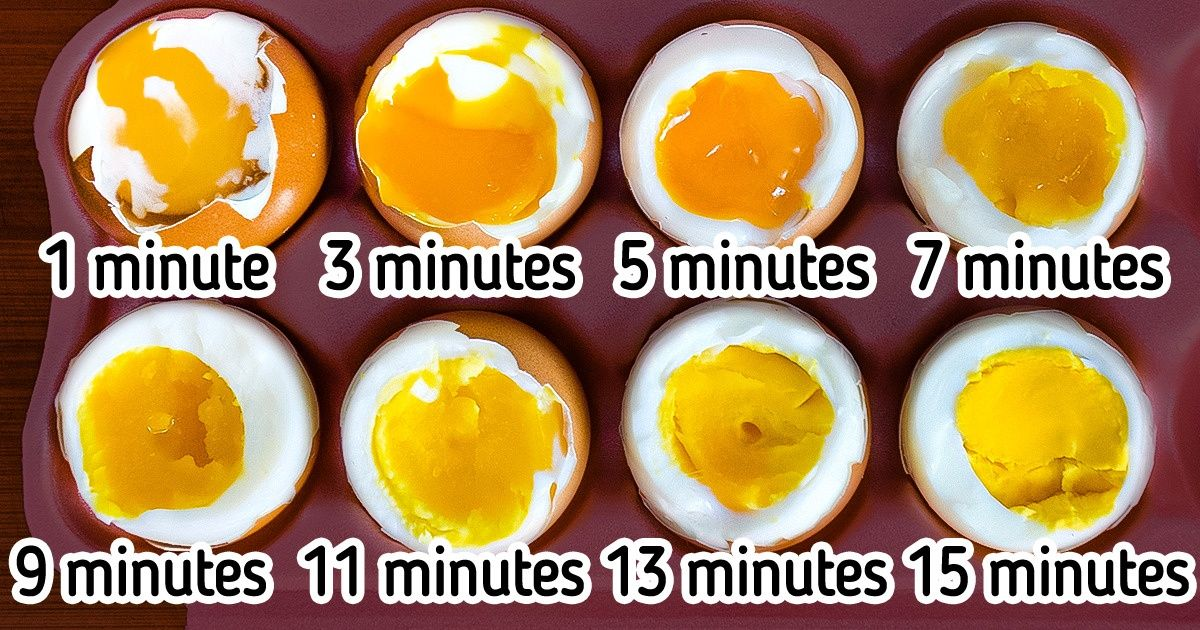 How to Make Hard-Boiled, Soft-Boiled, and Poached Eggs
