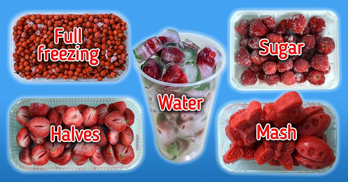 How to Freeze Berries to Keep Them Fresh